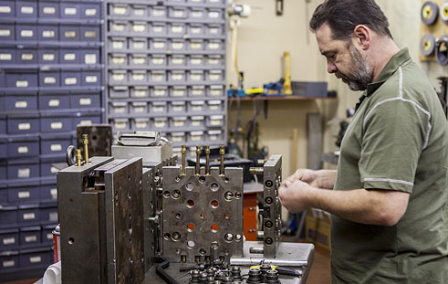 Custom Plastic Injection Molding and Turn Key Solutions